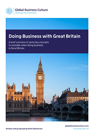 An analysis of the concept of great britain shaping the world