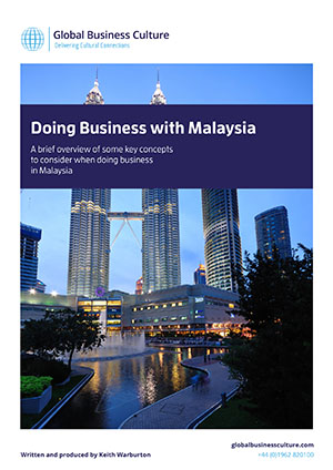 malaysia business culture The aim and objective of this study is to understand the role and impact of leadership and organizational culture of workplace in malaysia the concept of lead.