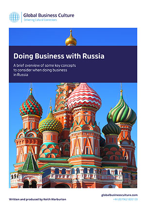 business culture in russia Russian business culture retains many of the characteristics instilled during the soviet era, most noticeably an autocratic management style that contrasts sharply to the more open and .