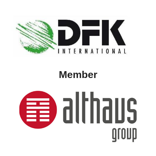 Althaus Group. ALTDFK. DFK, DFK International
